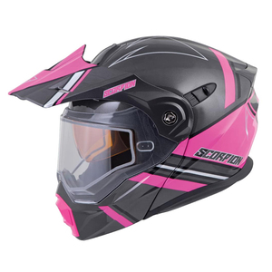 Scorpion Women's EXO-AT950 Teton Helmet With Dual Lens