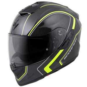Scorpion EXO-ST1400 Carbon Antrim Helmet - Hi-Viz
