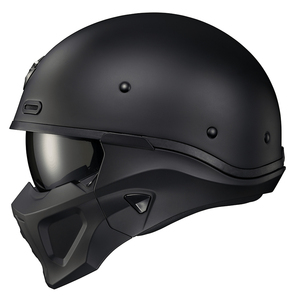 Scorpion Covert X Helmet - Matte Black
