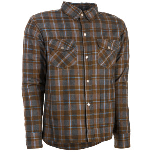 Highway 21 Marksman 17 Mens Flannel Riding Shirt Red//Black