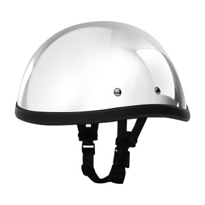 Daytona Novelty Eagle Chrome Helmet
