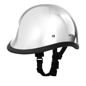 Daytona Novelty Hawk Chrome Helmet