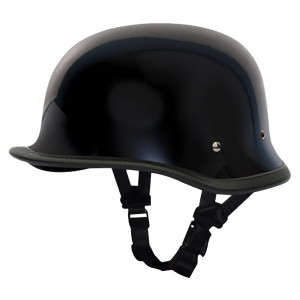 Daytona Novelty German Helmet-Black