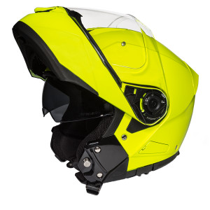 Daytona Glide Hi-Viz Modular Helmet