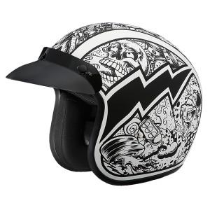 Daytona Cruiser Graffiti Helmet