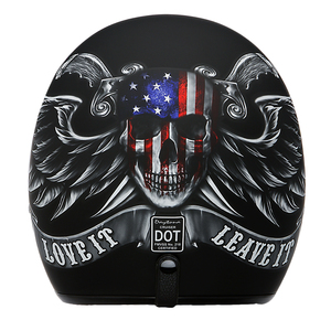 Daytona Cruiser Love It Helmet