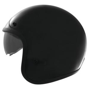 THH T-383 Helmet - Black