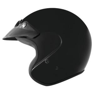 THH T-381 Helmet - Black