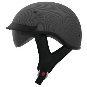 THH T-72 Carbon Half Helmet