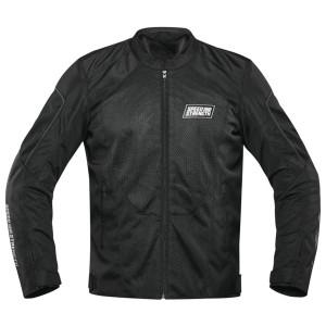 Speed and Strength Hot Head Mesh Jacket - Black