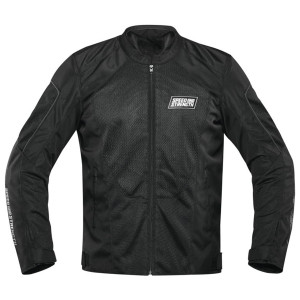 Speed and Strength Hot Head Mesh Jacket - Black