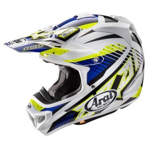 Arai VX-Pro4 Slash 2019 Helmet - Blue