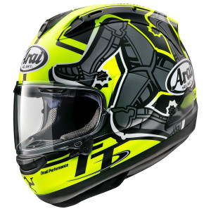Arai Corsair-X Isle Of Man 2019 Helmet