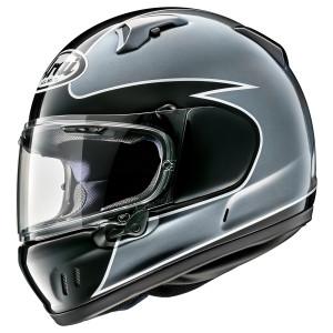 Arai Defiant-X Carr 2019 Helmet - Silver