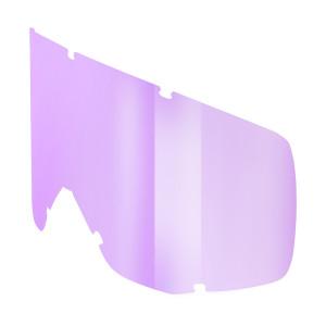 Scott Replacement Chrome Lens For Hustle Tyrant Split Goggle - Purple