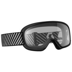 Scott Youth Buzz Goggles - Black