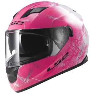LS2 Women's Stream Wind Full Face Helmet