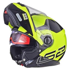 LS2 Strobe Zone Modular Helmet