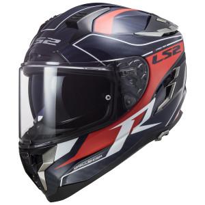 LS2 Challenger Carbon Carver Helmet