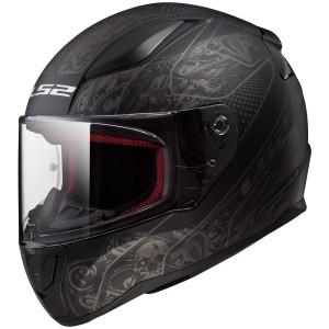 LS2 Rapid Crypt Helmet