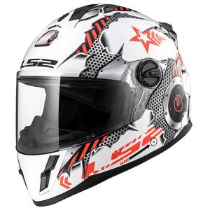 LS2 Youth Rapid Machine Helmet