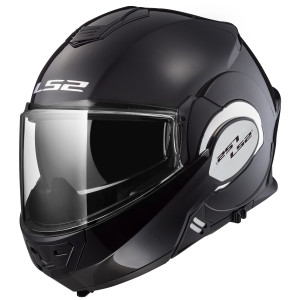 LS2 Valiant Helmet - Black