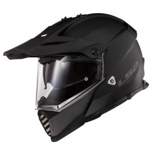 LS2 Blaze Helmet - Black