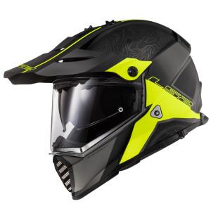 LS2 Blaze Elevation Helmet