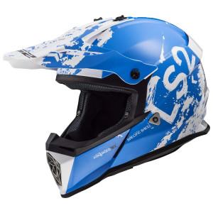 LS2 Fast V2 Spot Helmet