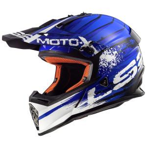 LS2 Fast V2 Gator Helmet