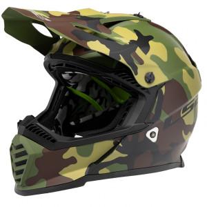 LS2 Youth Gate Jarhead Helmet