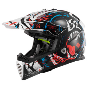 LS2 Youth Gate Beast Helmet