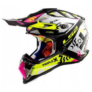 LS2 Subverter Triple X Helmet