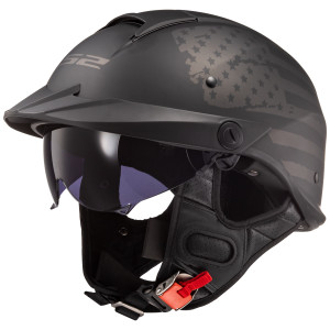 LS2 Rebellion 1812 Half Helmet