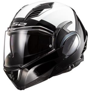 LS2 Valiant II Police Modular Helmet