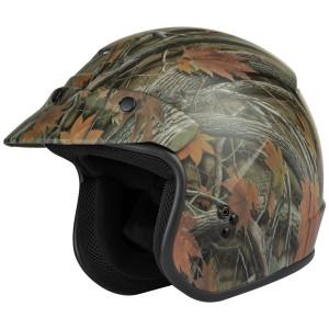 GMax Youth OF-2Y Camo Helmet