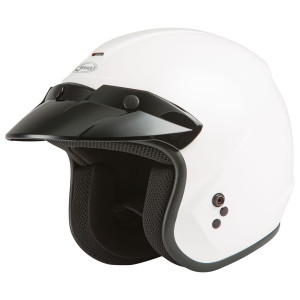GMax Youth OF-2Y Helmet - White