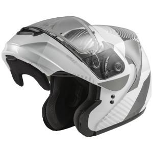 GMax MD-04S Reserve Snow Modular Helmet - Open View