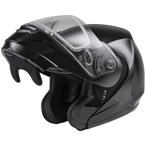 GMax MD-04S Snow Modular Helmet - Open View