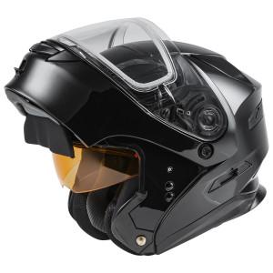GMax MD-01S Snow Modular Helmet - Open View