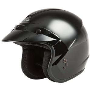 GMax OF-2 Helmet - Black