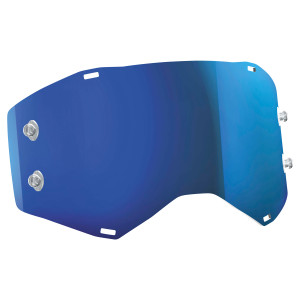 Scott Prospect Motorcycle Goggles Replacement Lenses - Blue