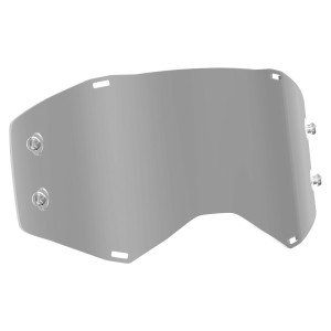 Scott Prospect Motorcycle Goggles Replacement Single Work Lens - Clear