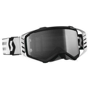 Scott Prospect Sand and Dust Motorcycle Goggles With Grey Lens