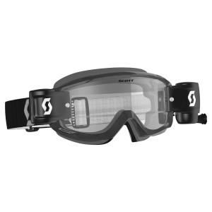 Scott Split OTG WFS Motorcycle Goggles - Black/Grey
