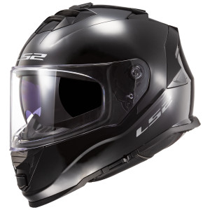 LS2 Assault Helmet - Black