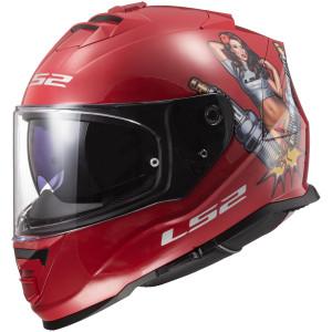 LS2 Assault Spark Helmet