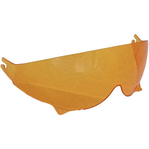 LS2 Rebellion Helmet Sun Shield - Amber