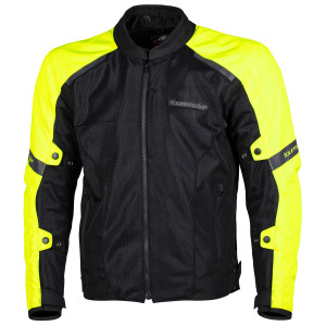 Tour Master Draft Air V4 Jacket-Black/Hi-Viz