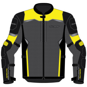 Tour Master Intake Air V6 Jacket-Hi-Viz